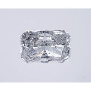Radiant 1.01 carat L I1 Photo