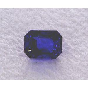 Sapphire Emerald 2.52 carat Blue Photo