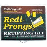 Baguette Redi-Prongs® Retipping Kit
