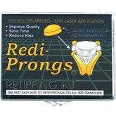Round Laser Application Redi-Prongs® Retipping Kit