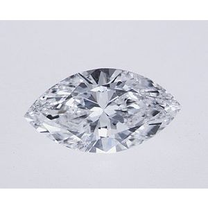 Marquise 0.51 carat D SI2 Photo