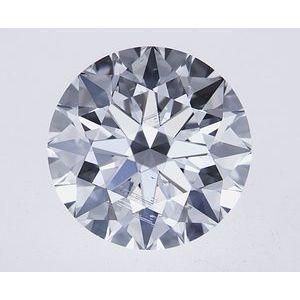 Round 1.63 carat D SI2 Photo