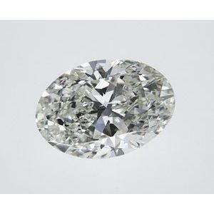 Oval 1.20 carat K SI2 Photo