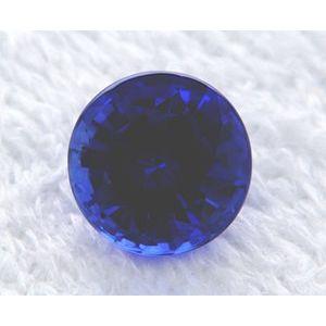 Sapphire Round 1.08 carat Blue Photo