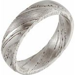 Damascus Steel Bands