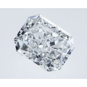 Radiant 0.90 carat I SI2 Photo