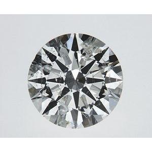 Round 1.70 carat K I1 Photo