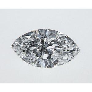 Marquise 0.58 carat I I2 Photo