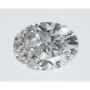 Oval 0.35 carat H VS1 Photo