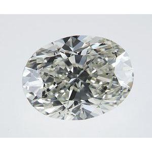 Oval 1.21 carat J SI1 Photo