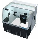 ASV Clearview LED Containment Box with Magnifier