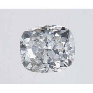 Cushion 0.32 carat I SI1 Photo