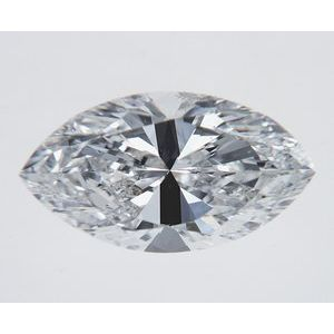 Marquise 0.50 carat D I1 Photo