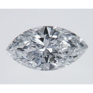 Marquise 0.30 carat D I1 Photo