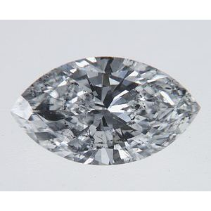 Marquise 0.31 carat D I1 Photo