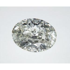 Oval 1.51 carat J SI1 Photo