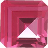 Square Genuine Pink Spinel (Notable Gems™)