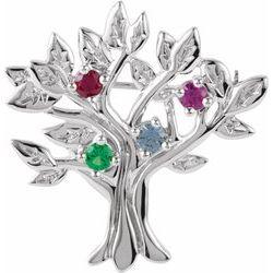 My Tree™ Brooch Mounting
