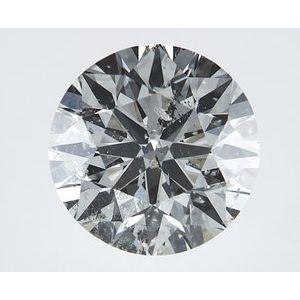 Round 1.60 carat K I1 Photo