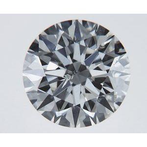 Round 0.70 carat J I1 Photo