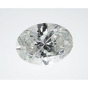 Oval 1.55 carat H SI3 Photo