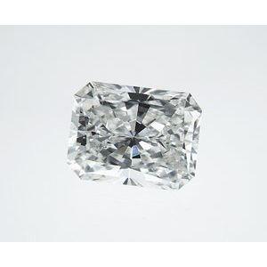 Radiant 0.70 carat H SI1 Photo