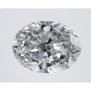 Oval 1.21 carat G SI2 Photo