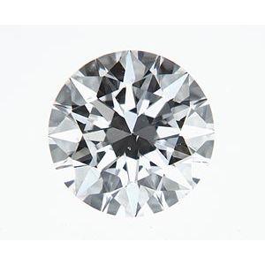 Round 0.30 carat D SI1 Photo