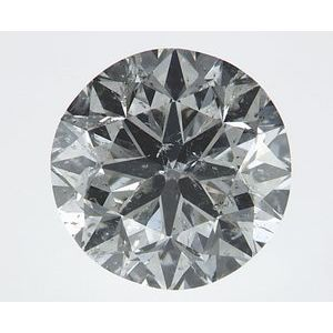 Round 1.63 carat K I1 Photo