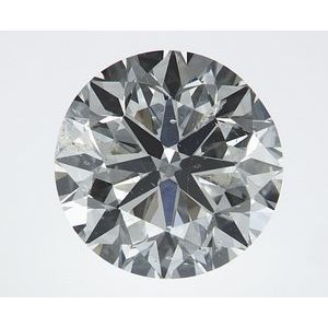 Round 2.01 carat J I1 Photo