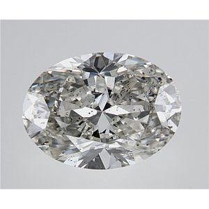 Oval 1.50 carat K I1 Photo