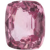 Antique Cushion Genuine Padparadscha Sapphire (Notable Gems™)