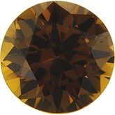 Round Genuine Brown Garnet (Notable Gems™)