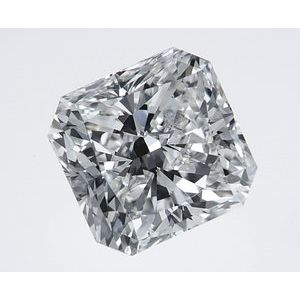 Radiant 1.00 carat I SI1 Photo