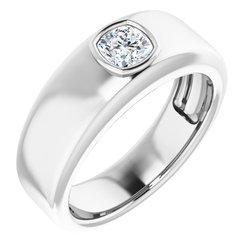 Men's Ring Mounting