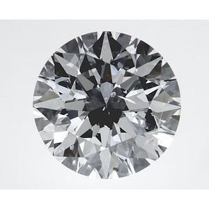 Round 1.80 carat D SI2 Photo