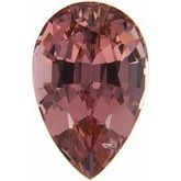 Pear Genuine Brown Garnet (Notable Gems™)