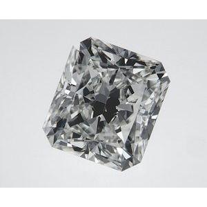 Radiant 1.01 carat G VS2 Photo