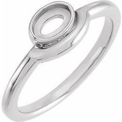Bezel Set Cabochon Ring