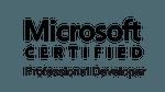 Microsoft Certified Developer