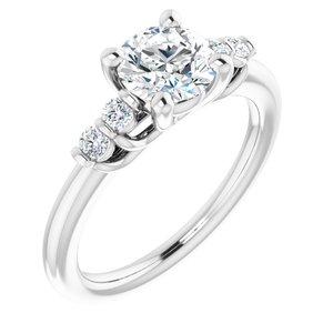5-stone Classic - $1,537