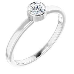 Gemstone or Diamond Ring or Mounting
