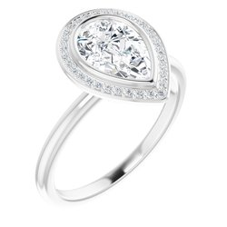 Bezel-Style Ring