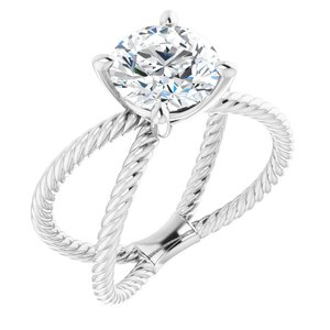 Solitaire Engraved - $1,193