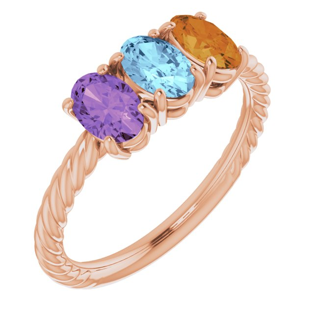 Family Rope Ring