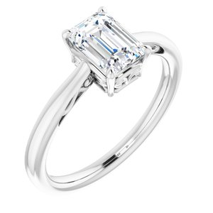 Solitaire Engraved - $977