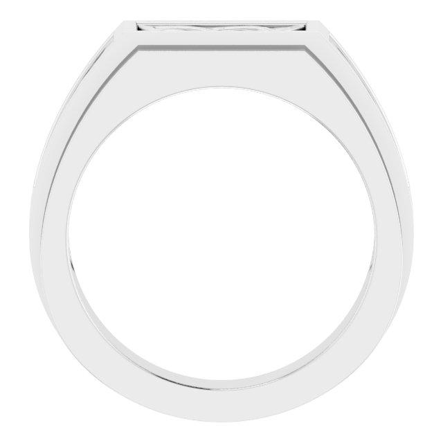 Sterling Silver Celtic-Inspired Ring