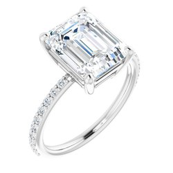Accented Ring Mounting
