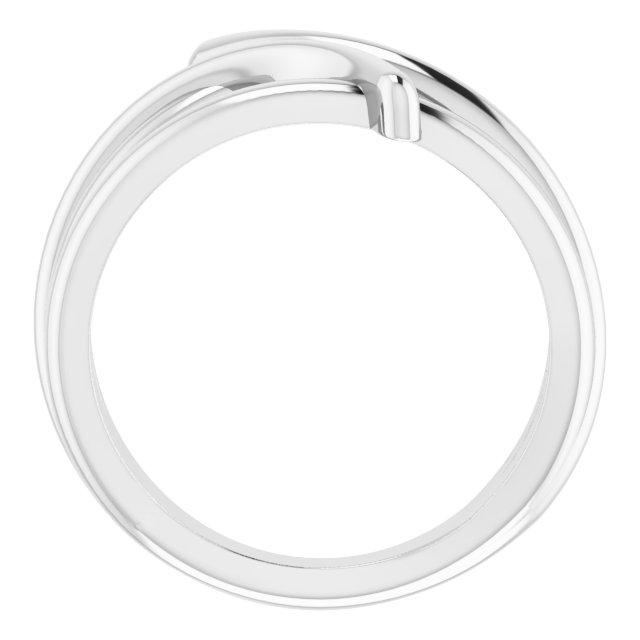 Sterling Silver Freeform Ring