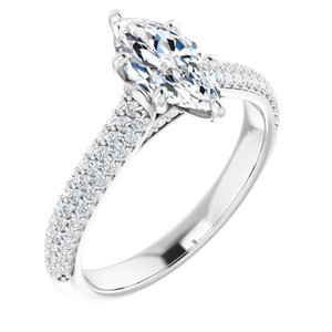 Pave Cathedral - $2,235